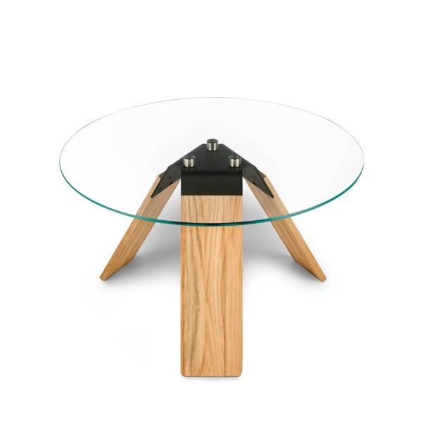 Couchtisch MRC Glas Holz