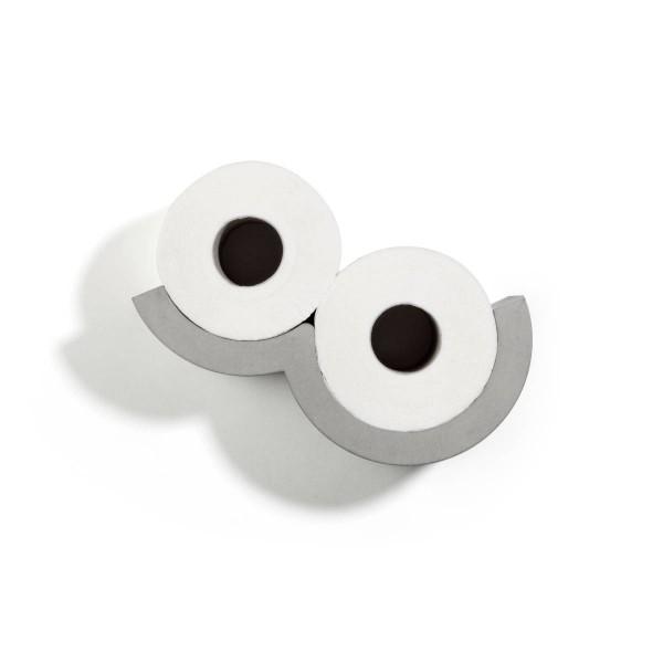 Toilettenpapierhalter aus Beton LITTLE CLOUD