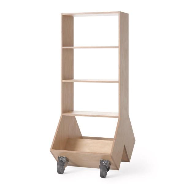 Designer Rollregal 2nd Shelf