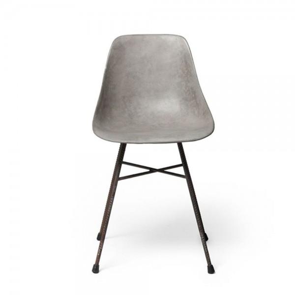 Stuhl aus Beton HAUTEVILLE