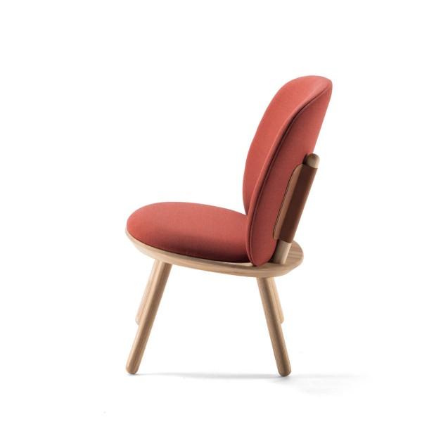 Lounge Sessel NAÏVE LOW CHAIR
